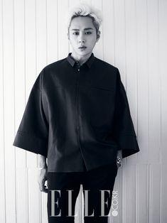 2014.08, Elle, BEAST, Yong Junhyung