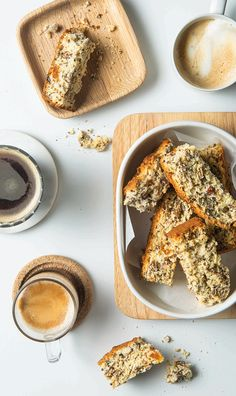 All Bran rusks with almonds and Turkish apricots | Woolworths.co.za Recipe Boards, Almonds, My Recipes, Biscuits, French Toast, Dishes, Baking, Breakfast, Easy