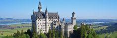 Schloss Neuschwanstein auf stillen Wanderwegen entdecken