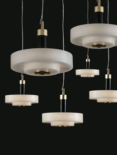 Sunrise Pendant. Gallery Collection 2018. Mariner Luxury Furniture & Lighting