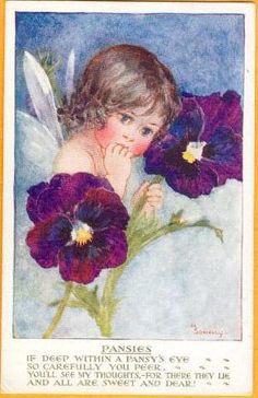 Иллюстрации Amy Millicent Sowerby (1878-1967) (92 работ)