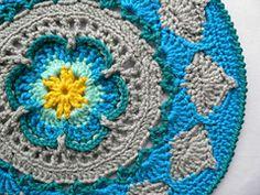Ravelry: Sophie's Mandala (Medium) pattern by Dedri Uys
