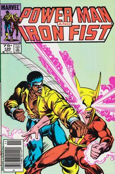 Is this the end of Iron Fist? Luke punches Danny while psyched up in Iron Fist form, and Cage can bend steel in his bare hands. I gave you clues as to how this ends, but ignore them and get psyched for what happens next.