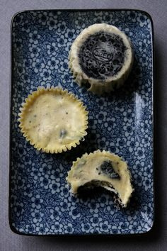 Cheesecake autrement - Mini Oreo Cheesecake