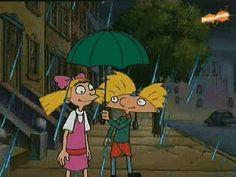 La relación de Helga y Arnold: POV de Arnold | Cartoon Amino Español Amino