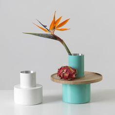 Vase-trays for days.