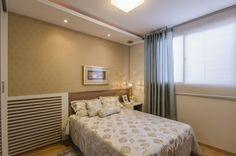 Resultado de imagem para decoração quarto casal apartamento