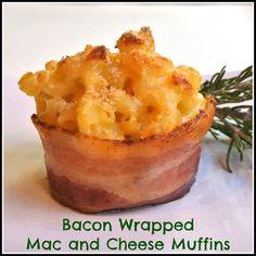 Macaroni and Cheese in a Muffin Tin | Macaroni And Cheese, Muffin Tins ...