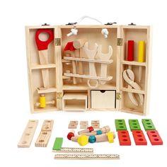 Alibaba グループ | AliExpress.comの モデル作成キット からの キッズおもちゃ分解·組立玩具木製大工ツールセット子供の3dパズルボックス 中の キッズおもちゃ分解·組立玩具木製大工ツールセット子供の3dパズルボックス