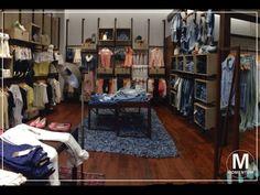 Los espacios comerciales permiten mostrar la verdadera identidad y personalidad de la marca.  Más información a: info@momentumretail.com.pe