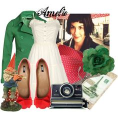 Amelie style.  Love that movie!! I would wear the hell out of all those clothes!!