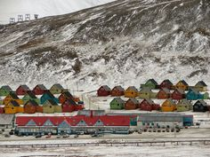 9 of the Most Isolated Towns on Earth | Mental Floss