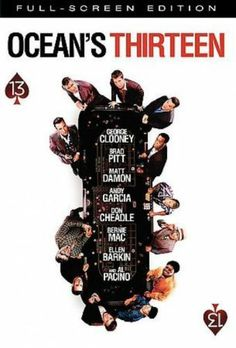 OCEANS THIRTEEN (DVD/P&S-2.40/ENG-SP-FR SUB)-NLA