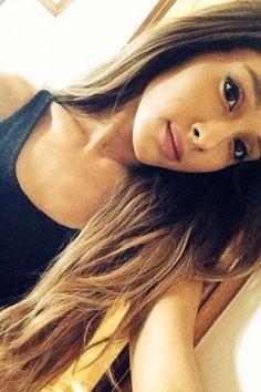 Ariana Grande irreconocible!!!