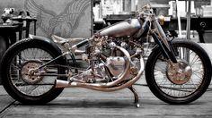 """the vincent black"" falcon motorcycles   lance dawes"
