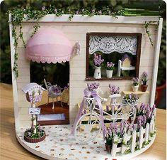 cribs dollhouse miniatures model making Standing mirror miniature dolls dollhouse