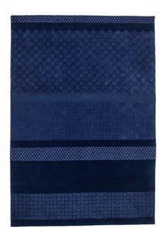 Jie Blue, Nanimarquina hand tufted wool rug