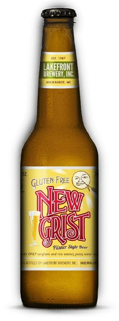 New Grist Gluten Free Beer...actually tastes like beer!