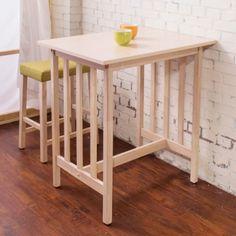 Bernice-簡約吧檯桌-兩色可選-80x60x