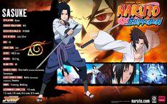 Sasuke Info