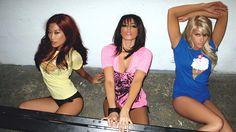 Diva Throwbacks - January 8, 2015: photos | WWE.com Lena Yada, Layla & Kelly Kelly
