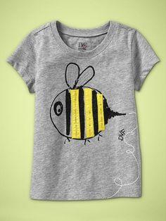 Baby Gap Bee Tee