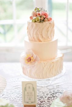Cloudberry Bakery buttercream cake. Photo by Christina Brosnan
