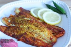 4-Spice Masala Fish