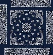 blue bandana - Google Search