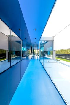 Step inside this hypermodern home by Crepain Binst Architecture nv and discover the TELETASK home automation system. Architectural Firm, Home Automation System, Well Thought Out, Step Inside, Antwerp, Belgium, Architects, Pearl, Strong