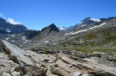 Vanoise - Été 2013 - Randonnée vers la Pointe de l'Observatoire. #vanoise #hautemaurienne #alpes #montagne #mountain #pointedelobservatoire