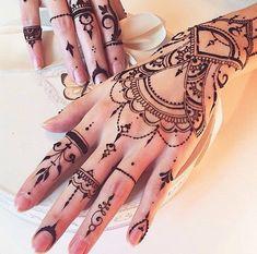 Henna beauty