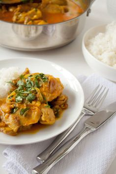 Coconut milk and curry powder together make for a tremendously satisfying dish. But then, add ginger, jalapeno, fresh cilantro, and a mass of minced garlic, and Heavens, yes.  Yes. This lively Indian meal is two things: quick and wildly flavorful. Your house will smell divine–less like curry and more like sauteed ginger and garlic. When …