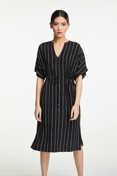 Oui – it`s all about women! Yes, we adore women! And we want to make women more beautiful! Short Sleeve Dresses, Dresses With Sleeves, Models, Shirt Dress, Beautiful, Shirts, Shopping, Women, Fashion