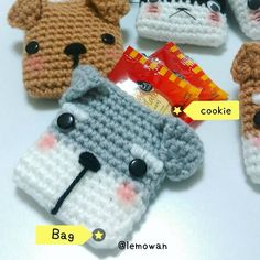 """New Cheap Bags. The location where building and construction meets style, beaded crochet is the act of using beads to decorate crocheted products. """"Crochet"""" is derived fro Crochet Key Cover, Crochet Cap, Cute Crochet, Crochet Crafts, Crochet Toys, Crochet Projects, Crochet Wallet, Crochet Coin Purse, Crochet Purses"""