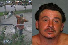 Man Arrested For Throwing Dog Over Fence on http://news.petpardons.com    kung makita ko lng to samen, kakatayin ko to >.< buti nga sayooooo