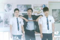Kim Joong Hyun, Jung Hyun, Kim Sejeong, Kim Jung, School 2013, High School, School2017 Kdrama, Kim Book, Emergency Couple