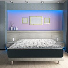comforpedic from beautyrest choose your comfort 12inch fullsize gel memory foam mattress firm black night foam mattress memory foam and mattress