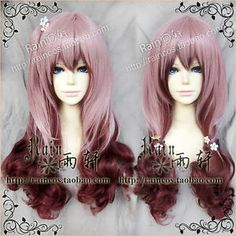 fashion-new-product-Harajuku-wig-light-brown-gradient-loveliness-lolita-wig