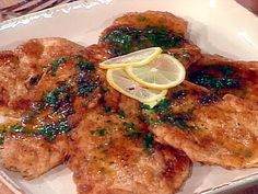 Chicken in Vinegar recipe from Sara's Secrets via Food Network