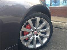 Jaguar Wheel Caps