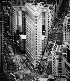 Flatiron Building by Christopher Rankin on 500px