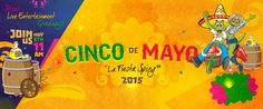 Join us at La Parilla at The Forum for an unforgettable Cinco de Mayo!!