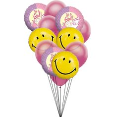 Smiley gift for crying baby Price:  US$49.99 Balloons for Crying Baby.