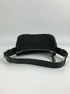 DKNY Gorgeous Logo Black Shoulder Handbag with Silver details #Ad , #advertisement, #Logo#Black#DKNY