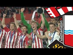 """SOUTHAMPTON HAVE WON THE U-21 PREMIER LEAGUE CUP"" Another superb achievement from #SaintsAcademy and #SaintsFC"