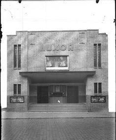Luxor theater in de boschstraat ca. Jaren 30.