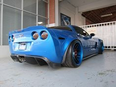 XVON - Image - corvette wide body kits
