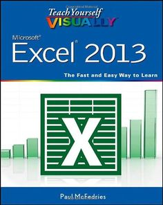 The step-by-step, visual way to learn Excel 2013 Excel can be complicated, but this Visual guide shows you exactly how to tackle every essential task with full-color screen shots and step-by-step instructions. You'll see exactly what each step should look like as you learn to use all the new tools in this latest release of the world's most popular spreadsheet program.
