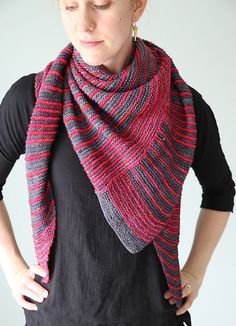 Ravelry: Itineris pattern by Hilary Smith Callis -- nice pattern, the colours are a personal choice.